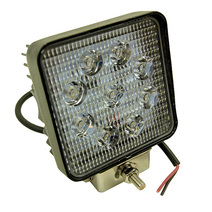Working light square 27W HACO